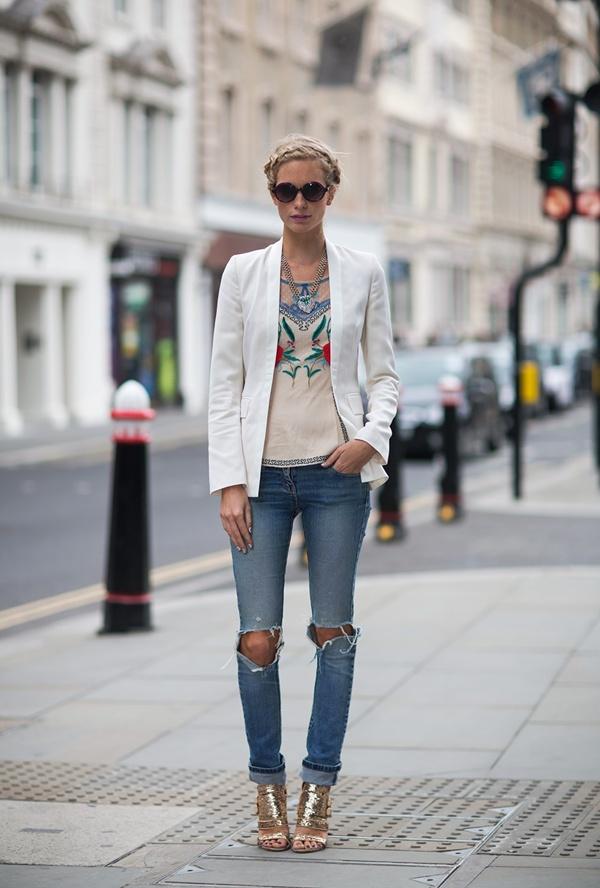 slika 232 Street Style: Poppy Delevingne