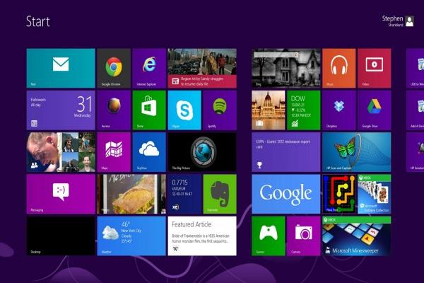 slika 234 TechDiva: Start Conference – Windows 8