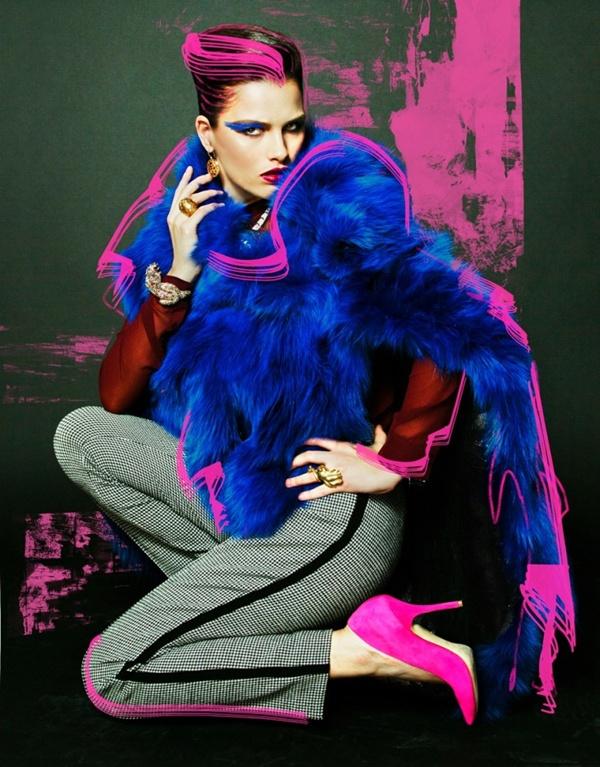 slika 238 Interview Russia: Skicirana moda