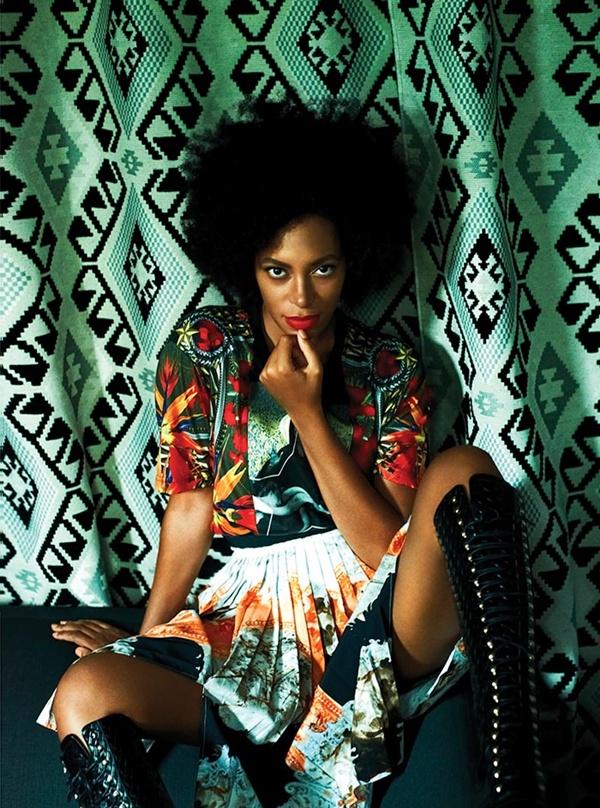 "slika 239 ""Rika Magazine"": Eklektični stil Solange Knowles"