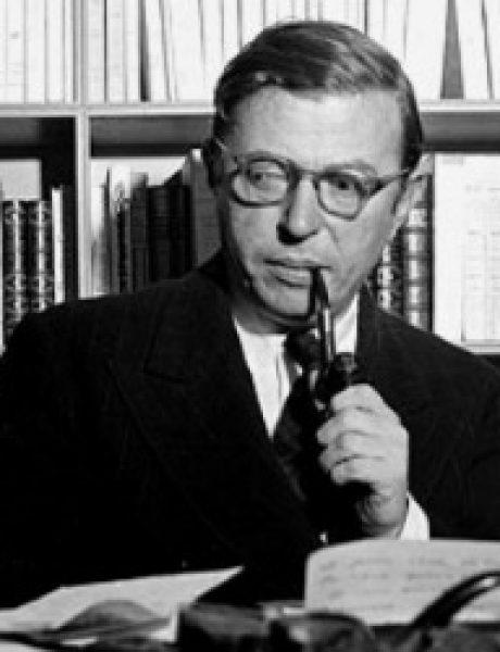 Ljudi koji su pomerali granice: Jean Paul Sartre