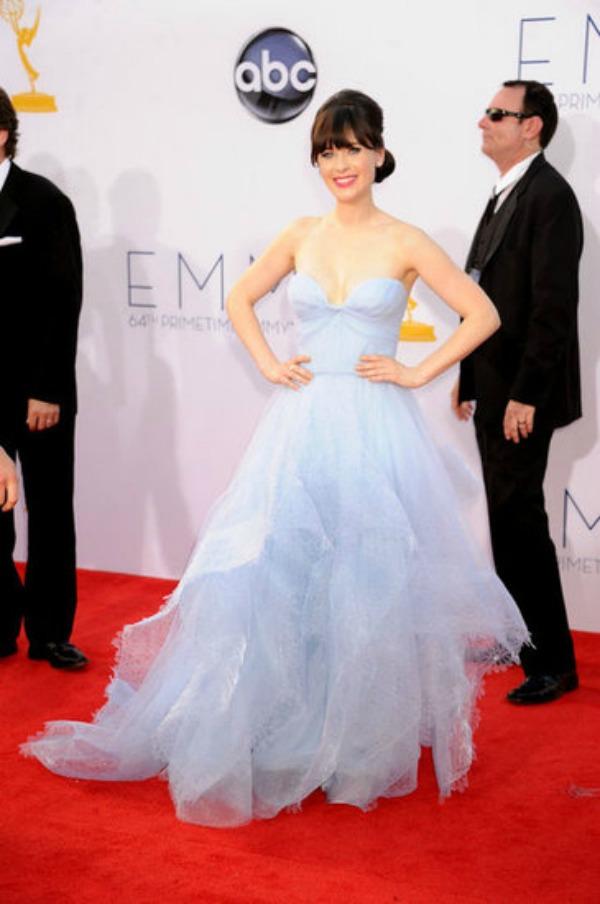 slika 315 10 haljina: Zooey Deschanel