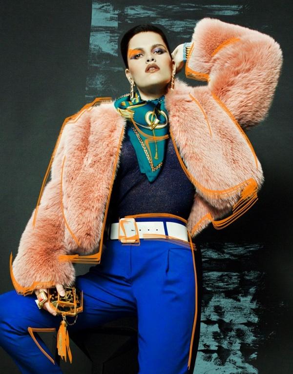 slika 331 Interview Russia: Skicirana moda