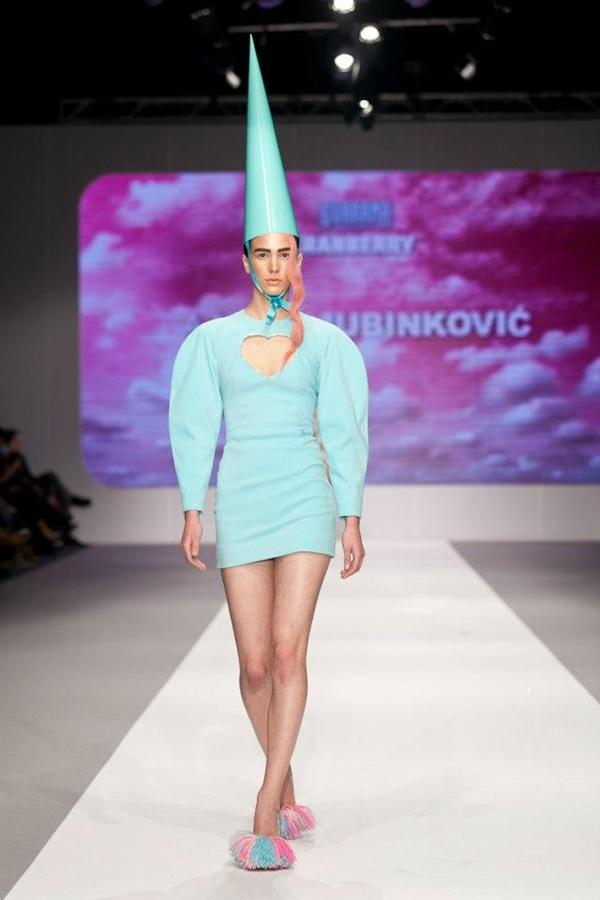 slika 42 32. Belgrade Fashion Week: Zašećereni svet Ane Ljubinković