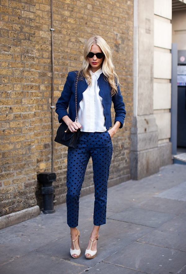 slika 423 Street Style: Poppy Delevingne