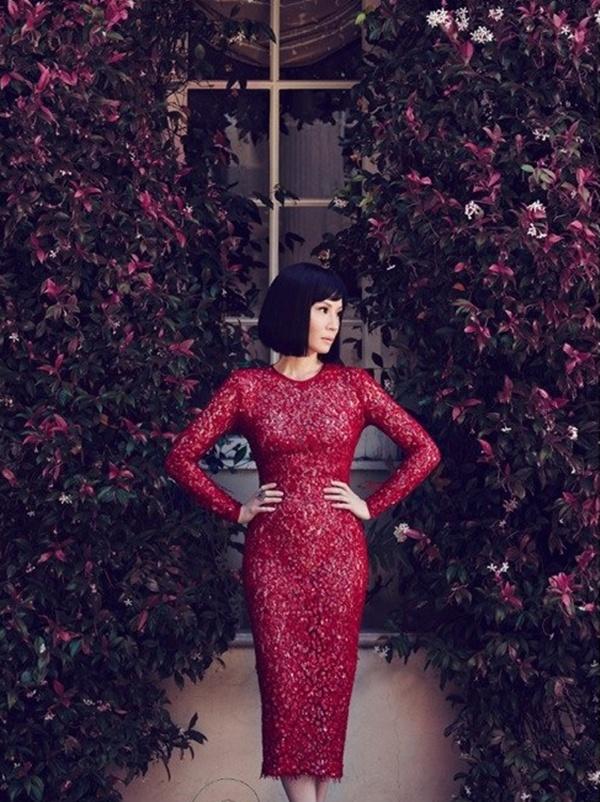 """""""More Magazine"""": Lucy Liu, odevena da zadivi"""