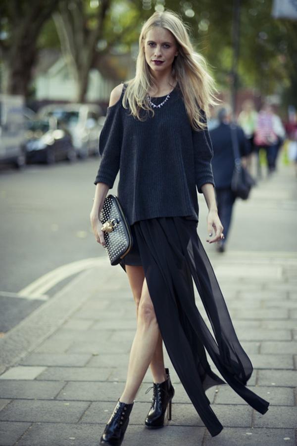 slika 525 Street Style: Poppy Delevingne
