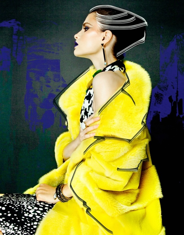 slika 529 Interview Russia: Skicirana moda