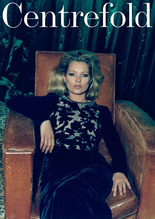 """slika 54 """"Centrefold Magazine"""": Jedna jedina Kate"""