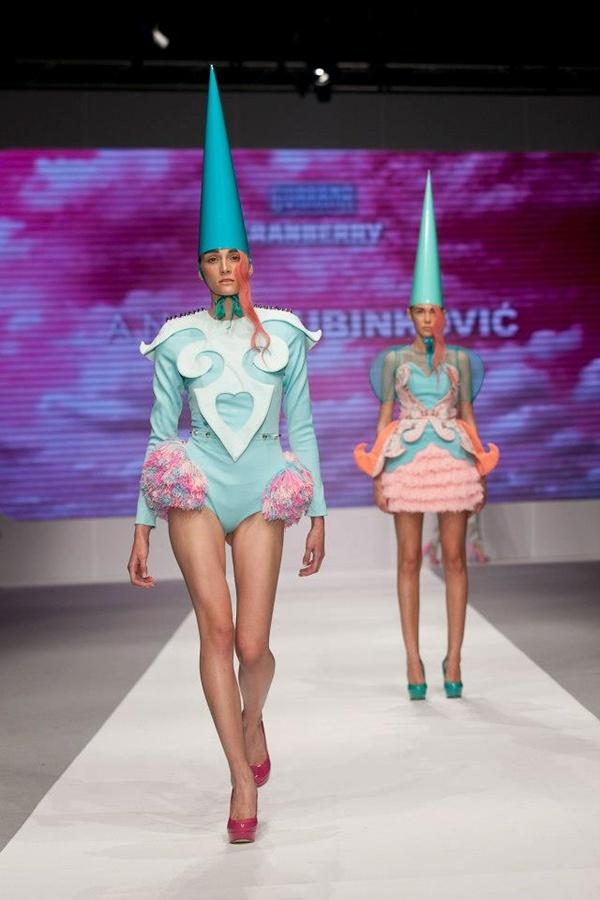 slika 61 32. Belgrade Fashion Week: Zašećereni svet Ane Ljubinković