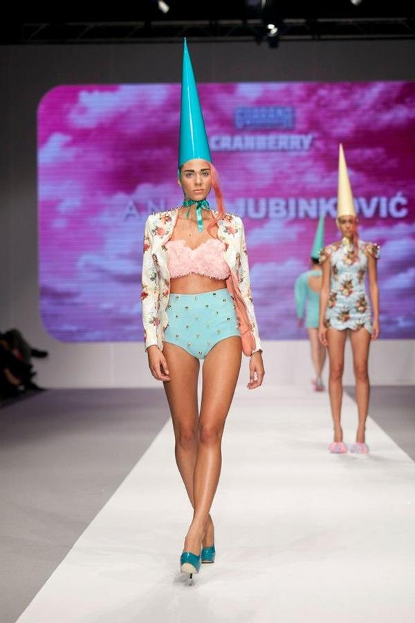 slika 71 32. Belgrade Fashion Week: Zašećereni svet Ane Ljubinković