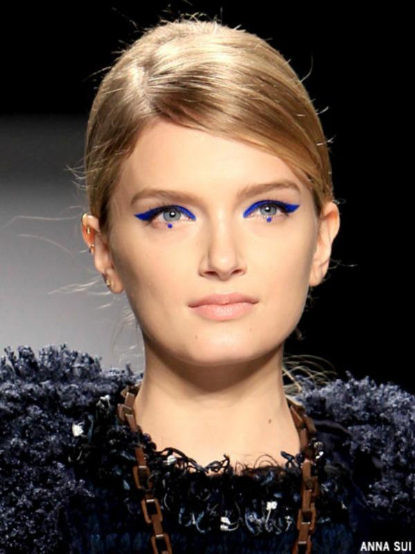 slika 73 Deset stilova šminkanja poznatih dizajnera
