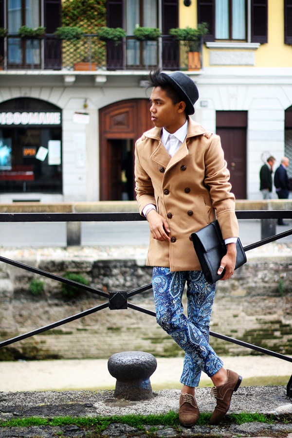 slika120 Stil modnih blogera: Jerome Centero