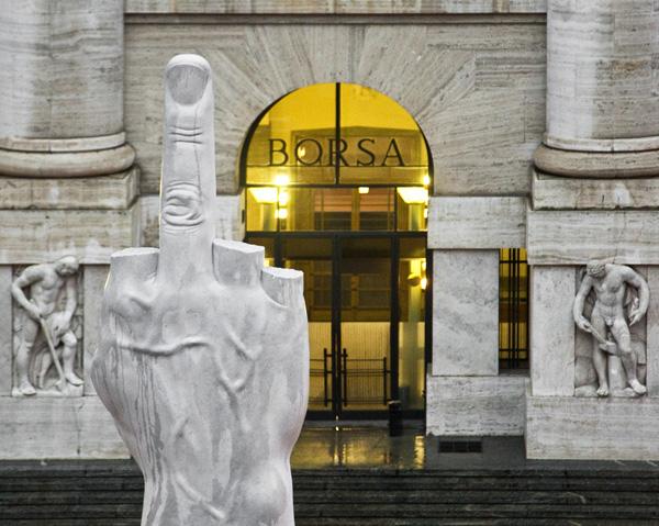 slika27 Maurizio Cattelan: Umetnost i sarkazam