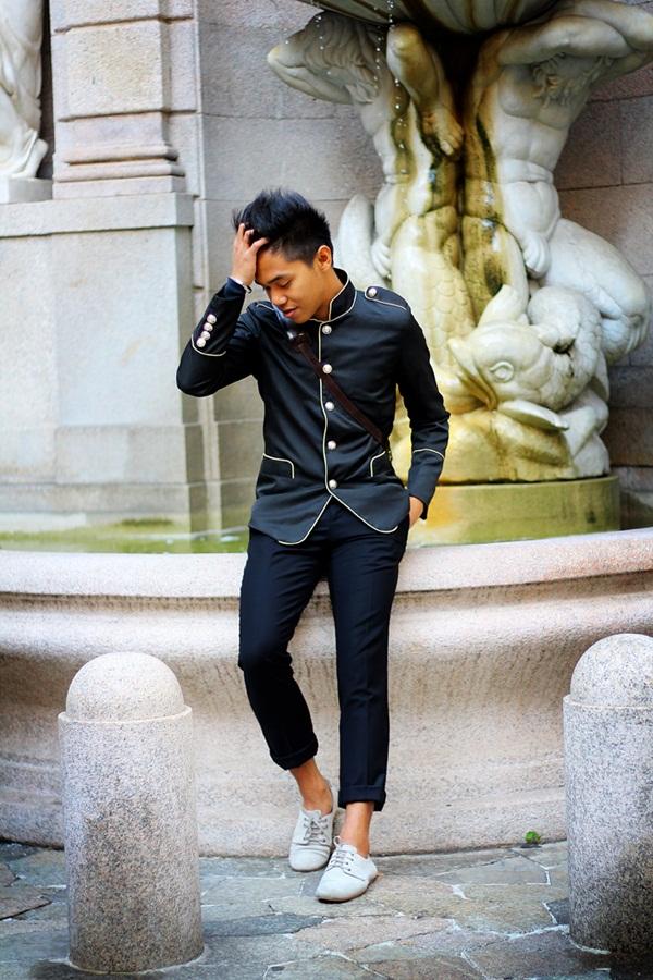 slika414 Stil modnih blogera: Jerome Centero