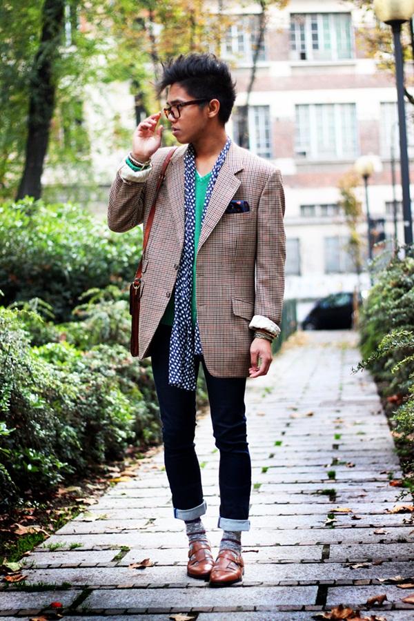slika78 Stil modnih blogera: Jerome Centero