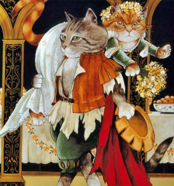 slika79 Mačke u ulozi Šekspirovih junaka