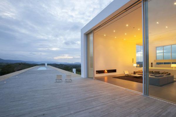 svez vazduh Putevima dizajna do najduže kuće na svetu