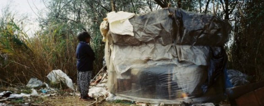 Ulična galerija: Život azilanata na fotografiji