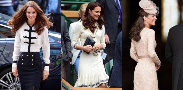 1.7 Stil princeze: Kate Middleton
