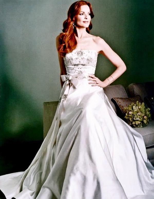 10.1 10 haljina: Marcia Cross