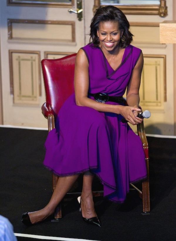 10.6 10 haljina: Michelle Obama