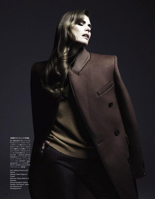 """10 """"Vogue Japan"""": Zimsko modiranje"""