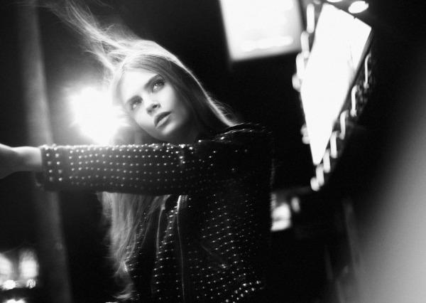12 Zara TRF: Cara Delevigne u gradu