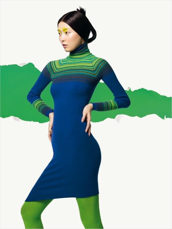 120 Benetton: Sve boje zime