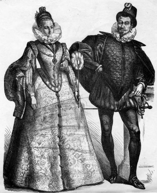 139 Istorija mode: Renesansa