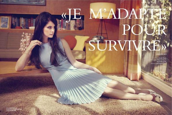 """165 Modni zalogaj: Lana Del Rey za """"Obssesion"""""""