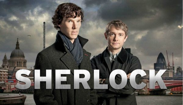 """1PrvaSlika Serija četvrtkom: """"Sherlock"""""""