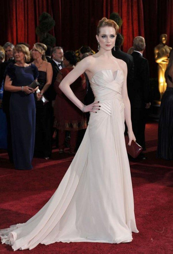2.3 10 haljina: Evan Rachel Wood
