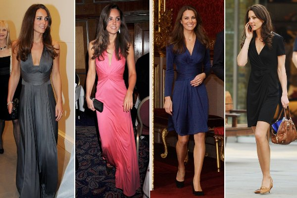 2.6 Stil princeze: Kate Middleton