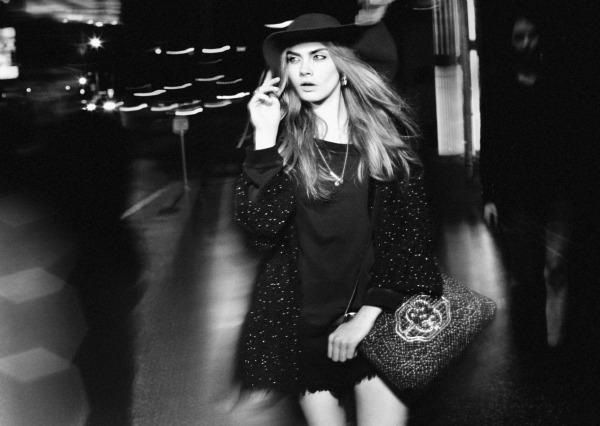 2 Zara TRF: Cara Delevigne u gradu