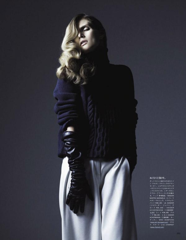 """23 """"Vogue Japan"""": Zimsko modiranje"""