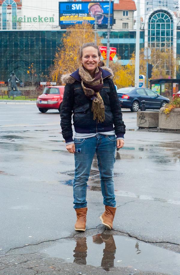 3. Belgrade Style Catcher: Ko se boji zime još?