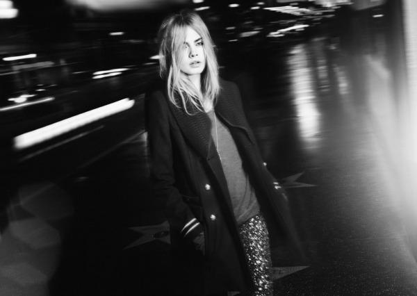3 Zara TRF: Cara Delevigne u gradu