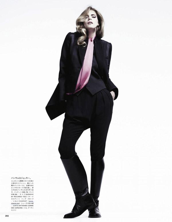 """33 """"Vogue Japan"""": Zimsko modiranje"""