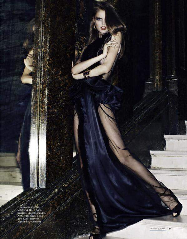 35 Elle Russia: Vrhunska elegancija