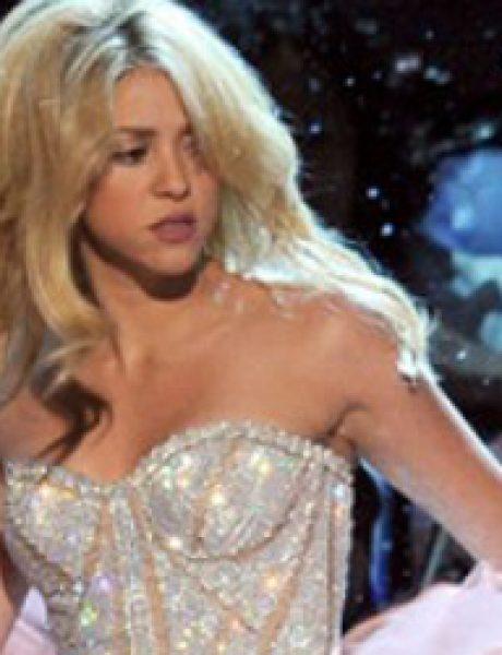 10 haljina: Shakira