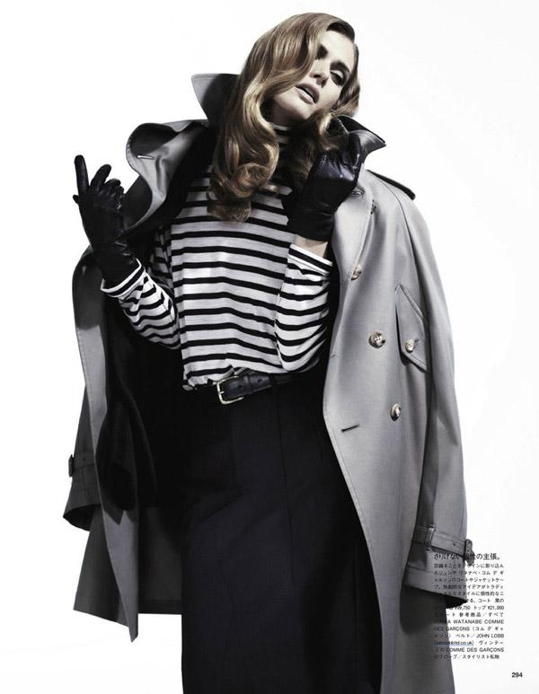 """43 """"Vogue Japan"""": Zimsko modiranje"""