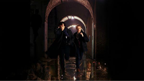 """4CetvrtaSlika Serija četvrtkom: """"Sherlock"""""""