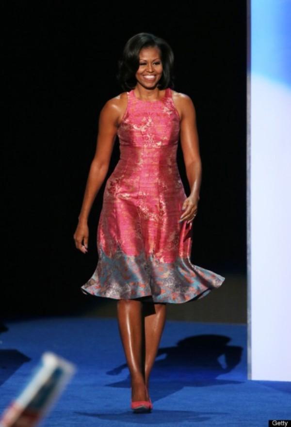 5.11 10 haljina: Michelle Obama