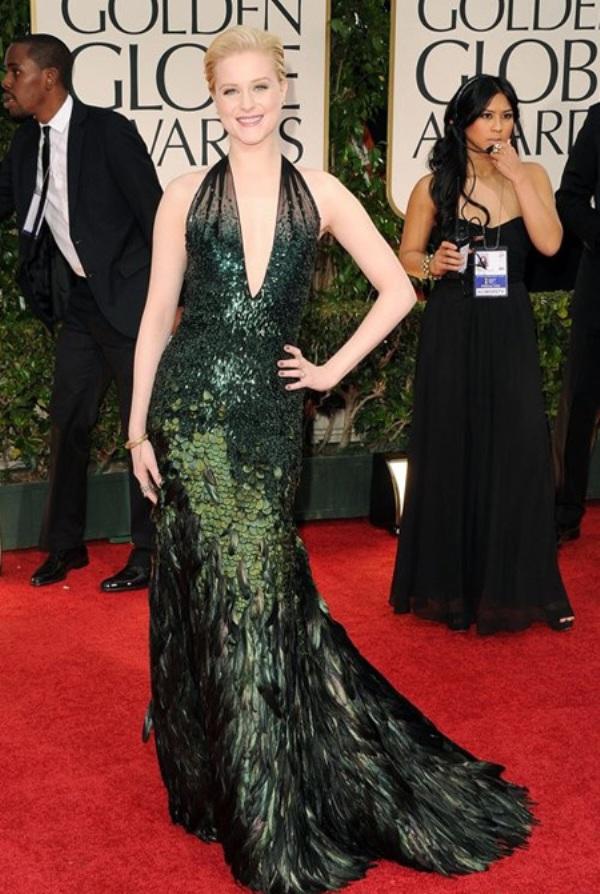 5.4 10 haljina: Evan Rachel Wood