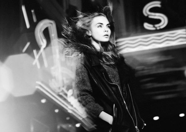 5 Zara TRF: Cara Delevigne u gradu