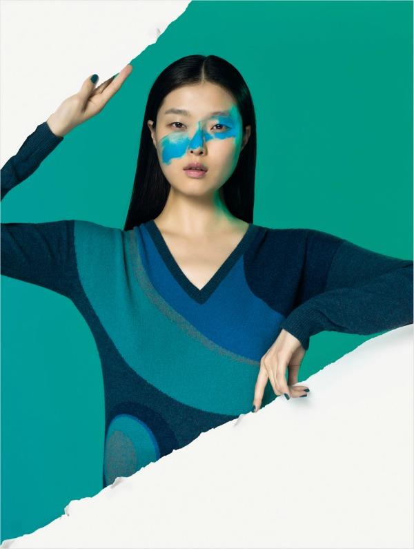 511 Benetton: Sve boje zime