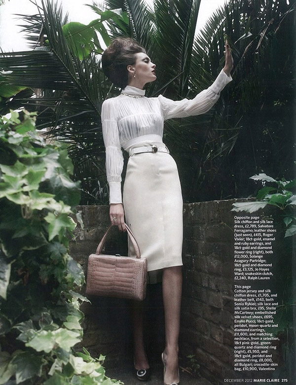 "513 ""Marie Claire UK"": Prefinjena lepota"