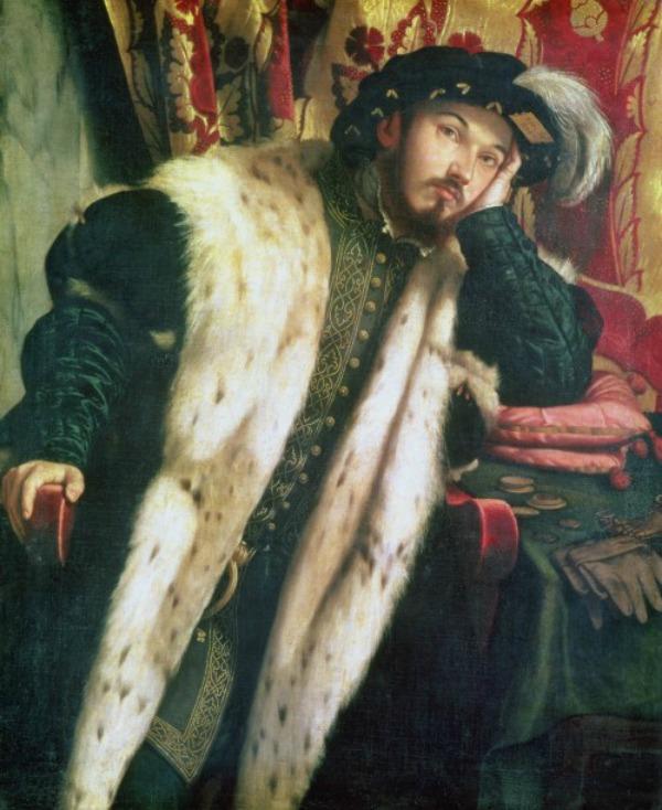 524 Istorija mode: Renesansa