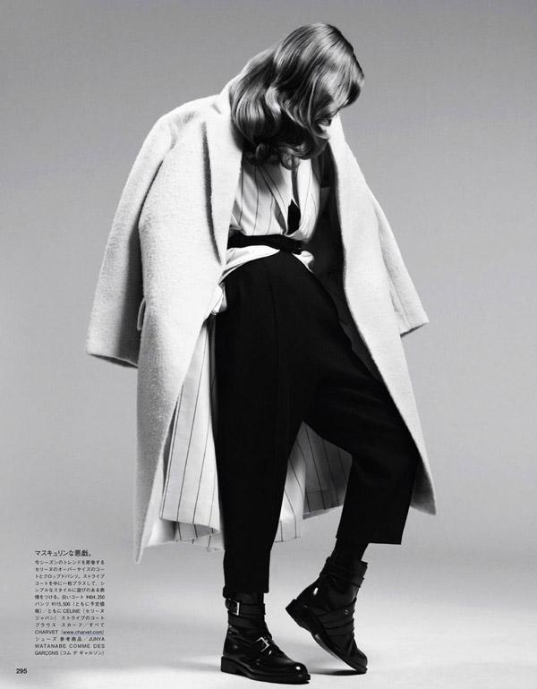 """53 """"Vogue Japan"""": Zimsko modiranje"""